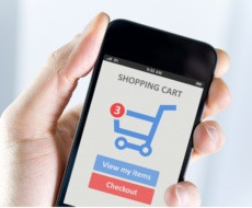 SMS marketing shopping