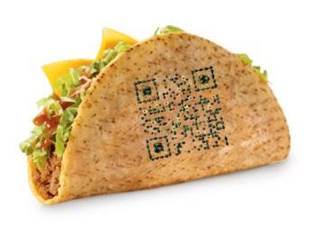Taco QR Code