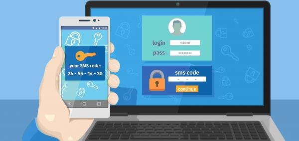 How to improve your website's security with SMS 2FA