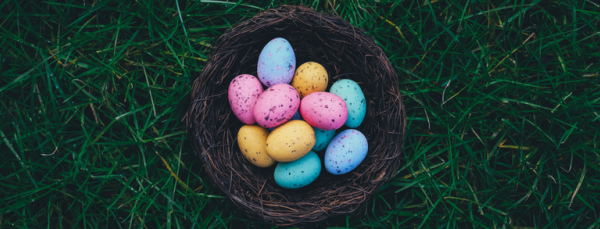 Our Top Five Online Easter Eggs