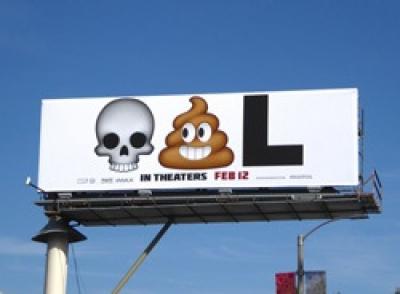 Deadpool Emoji marketing