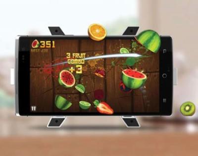 Fruit Ninja Holograph