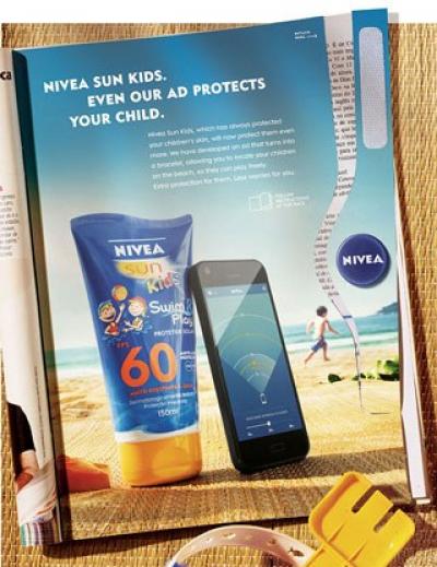 Nivea Mobile Experience