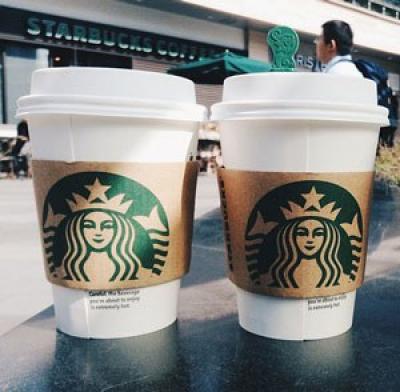 Starbucks location based marketing